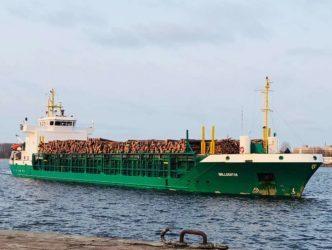Ship M/V Millerntor