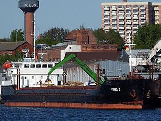 Schiff M/V Virma